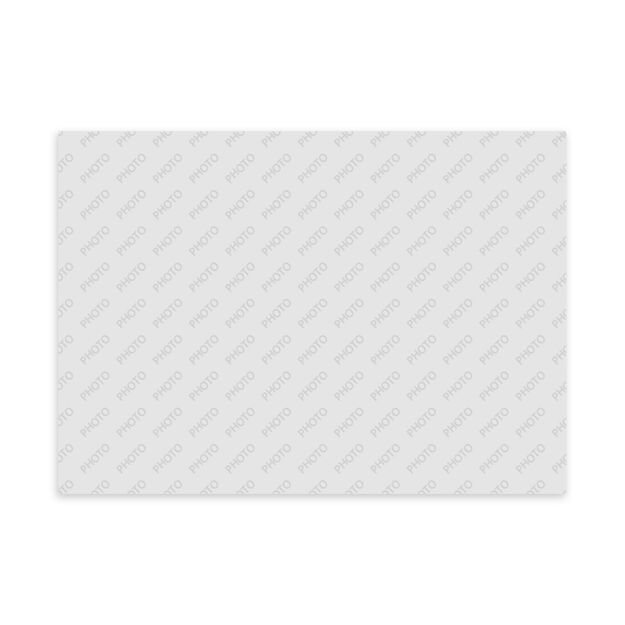 Fully Customizable Horizontal Flat Photo Card