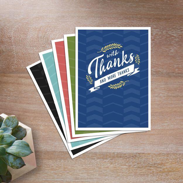 Employee Appreciation Notecard 50 pack