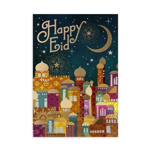 Golden City Happy Eid
