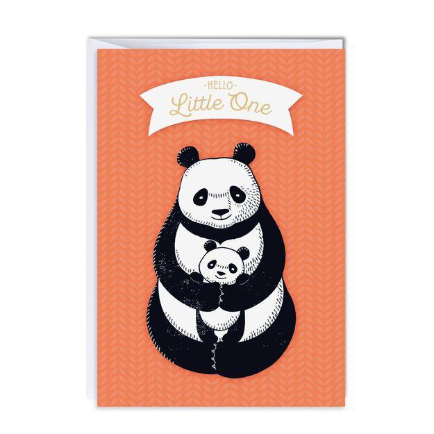 Pandas New Baby or Adoption