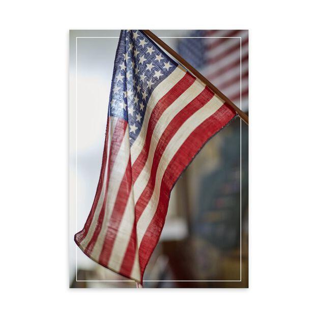 American Flag Military Appreciation Card